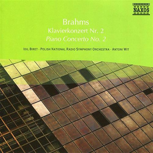 Brahms: Piano Concerto No. 2 / Schumann: Introduction and Concert-Allegro by Various Artists