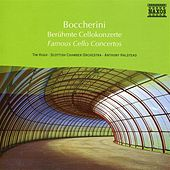 Boccherini: Cello Concertos von Tim Hugh