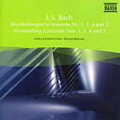 Bach, J.S.: Brandenburg Concertos Nos. 1, 3, 4 and 5 by Bohdan Warchal
