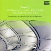 Mozart: Violin Concertos Nos. 4  and 5 / Rondo di Takako Nishizaki