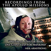 One Small Step For Man, One Giant Leap For Mankind: Recordings From The Apollo Missions by NASA