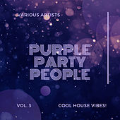 Purple Party People (Cool House Vibes), Vol. 3 by Various Artists