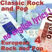 European Rock and Pop 4 von Various Artists