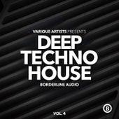 Deep Techno House, Vol. 4 von Various Artists