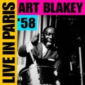 Live In Paris '58 von Art Blakey
