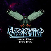 Space Chase 1980-1985 by Hawkwind