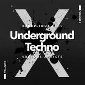 Underground Techno, Vol. 3 de Various Artists