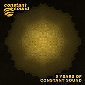 5 Years Of Constant Sound de Various Artists