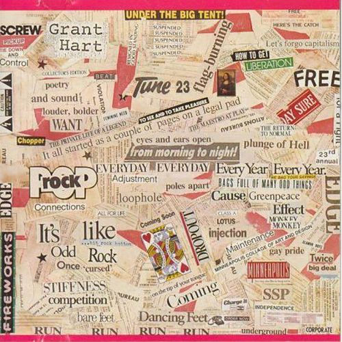 Intolerance by Grant Hart (Rock)