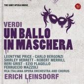 Verdi: Un ballo in maschera - The Sony Opera House by Various Artists
