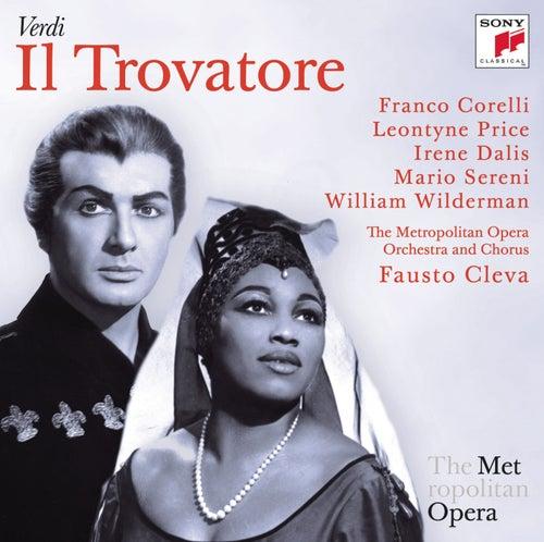 Verdi: Il Trovatore (Metropolitan Opera) by Various Artists