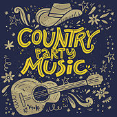 Country Party Music de Various Artists