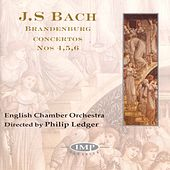 J. S. Bach: Brandenburg / Concertos No.4, 5 And 6 by Philip Ledger