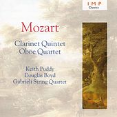 Mozart: Clarinet Quintet / Oboe Quartet by Keith Puddy