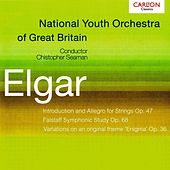 Elgar von The National Youth Orchestra of Great Britain