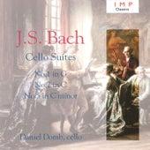 Bach: Cello Suites No.1, 3 & 5 by Daniel Domb