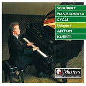 Schubert: Piano Sonata Cycle, Vol. 6 by Anton Kuerti