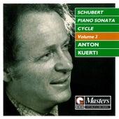 Schubert: Piano Sonata Cycle, Vol. 3 by Anton Kuerti