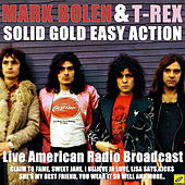 Solid Gold Easy Action (Live) de Marc Bolan