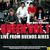 Queen Live From Buenos Aires Vol. 1 (Live) by Queen