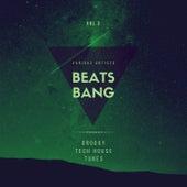 Beats Bang (Groovy Tech House Tunes), Vol. 3 de Various Artists