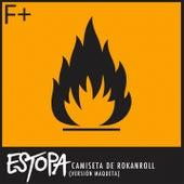 Camiseta de Rokanrol (Versión Maqueta) de Estopa