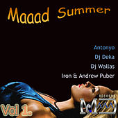 Maaad Summer Vol 1. by Various Artists