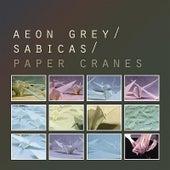 Paper Cranes by Aeon Grey