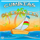 Cumbias Okirokii by German Garcia