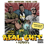 Real Shit (Edición Deluxe) de Sacx One & Ghostface Killah