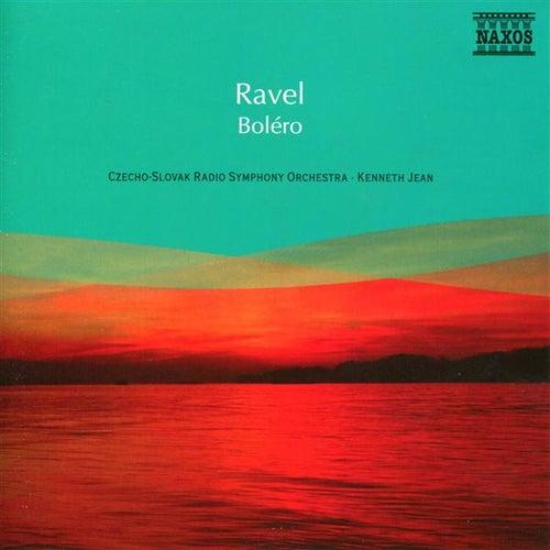 Ravel: Bolero / Rhapsodie Espagnole / Daphnis Et Chloe / La Valse by Kenneth Jean