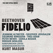 Beethoven: Fidelio - The Sony Opera House by Kurt Masur