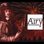 Airy Entertainments by Venere Lute Quartet
