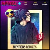 Mentions (Remixes) di Inf1n1te