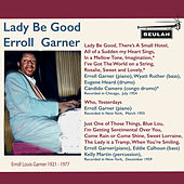 Lady Be  Good de Erroll Garner