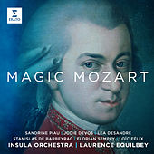 Magic Mozart de Insula Orchestra Laurence Equilbey