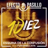 Esquina de la confusión (feat. Funambulista) de Efecto Pasillo