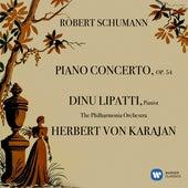 Schumann: Piano Concerto, Op. 54 de Dinu Lipatti