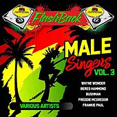Penthouse Flashback (Male Singers), Vol. 3 de Various Artists