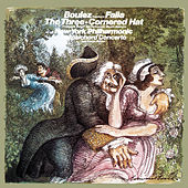 de Falla: The Three-Cornered Hat & Concerto for Harpsichord, Flute, Oboe, Clarinet, Violin and Cello de Pierre Boulez