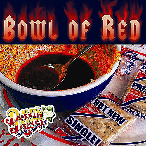 Bowl of Red by Davin James