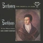 Beethoven: Piano Concertos Nos. 3 & 4 von Wilhelm Backhaus