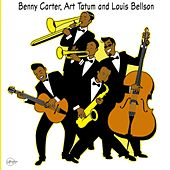Benny Carter, Art Tatum and Louis Bellson von Benny Carter