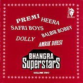 Bhangra Superstars Volume 2 by Various Artists