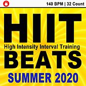 Hitt Beats Summer 2020 (140 Bpm - 32 Count Unmixed High Intensity Interval Training Workout Music Ideal for Gym, Jogging, Running, Cycling, Cardio and Fitness) by HIIT Beats