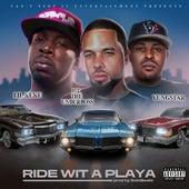 Ride Wit a Playa (feat. P.T. The UnderBoss & Yungstar) de Lil' Keke