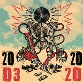 Go Down Records 2003-2020 de Alice Tambourine Lover, Ananda Mida, Diplomatics, Dome La Muerte