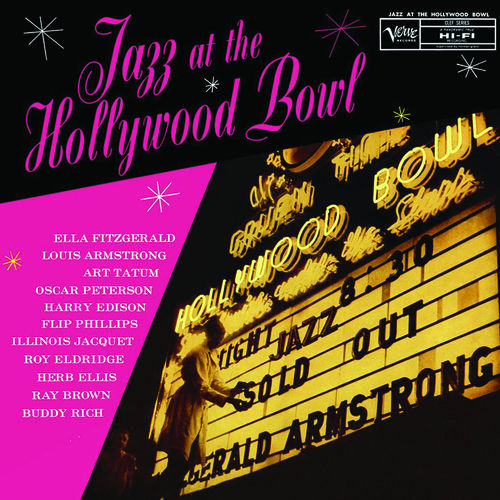 Jazz At The Hollywood Bowl by Various Artists