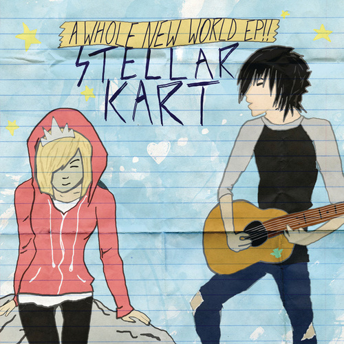 A Whole New World EP by Stellar Kart