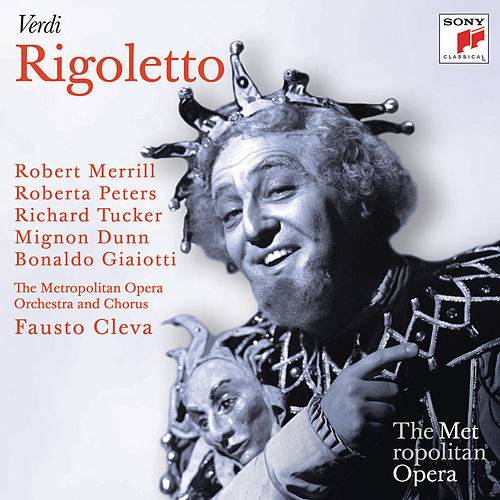 Verdi: Rigoletto (Metropolitan Opera) by Various Artists